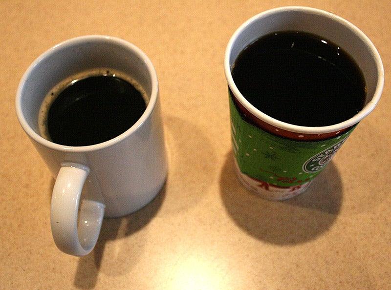 Tassimo Coffee Maker At Target : Taste Test: Starbucks Coffee in Tassimo Single-Serve Pods