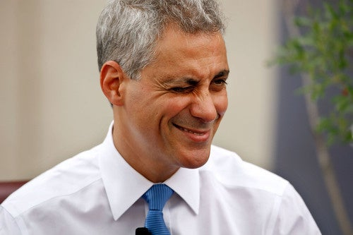 Thank God: GOP About To Get Rahm-ed On Health Care