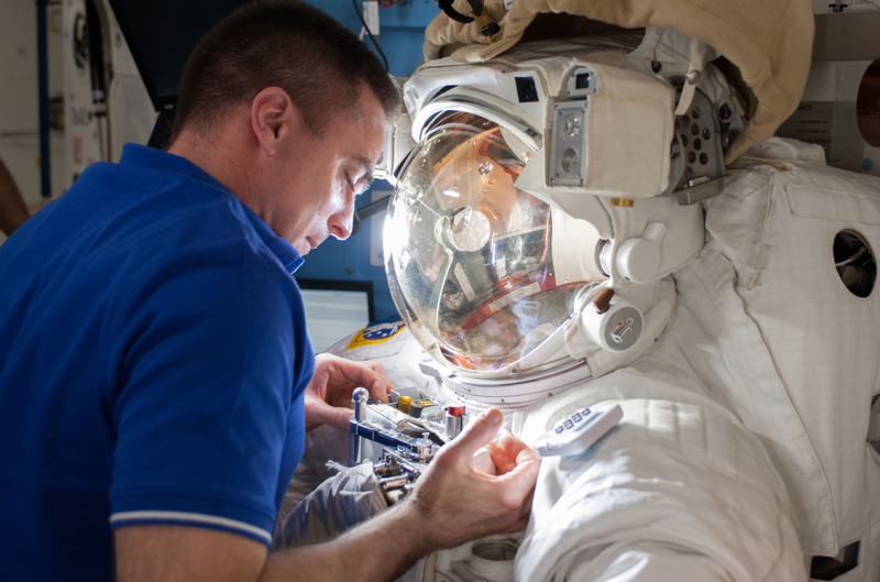 Spacesuit Leak: Why It Took NASA 23 Minutes to Send Astronaut to Safety