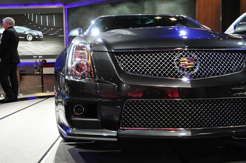 Gallery: CTS-V Wagon: Hoon Mothers Of America, Unite