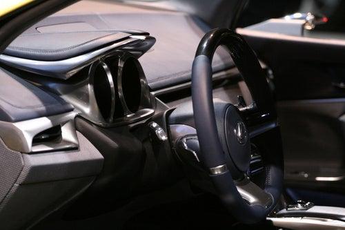 Lexus LF-Ch Concept: Live Photos