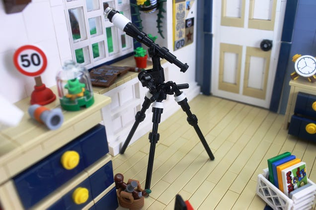 This Lego kid's room is so perfect it doesn't even look like Lego