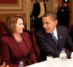 Obama, Pelosi Cave On Contraceptive Funding