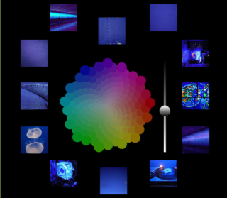 Search Flickr Images by Color with the Color Fields Colr Pickr