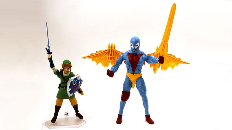 An Action Figure Was Nintendo's Star Of E3. Here's How To Make Your Own.