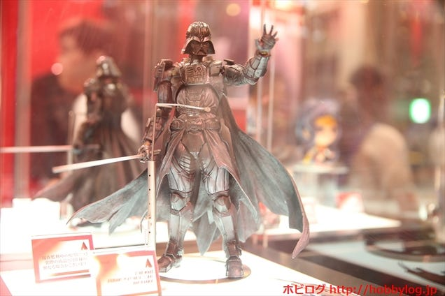 Not even Darth Vader can escape the madness of Play Arts Kai