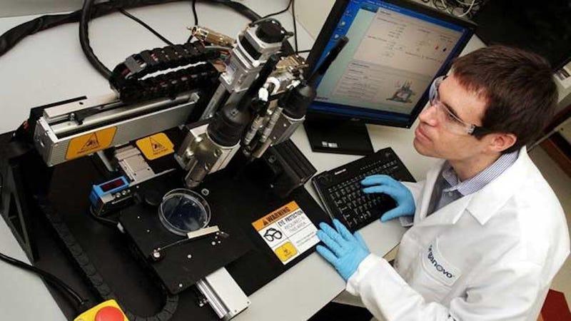 Impresora 3D crea los primeros mini hígados humanos funcionales