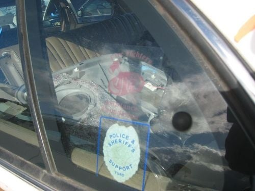1993 Buick Roadmaster Wagon Down On The Junkyard