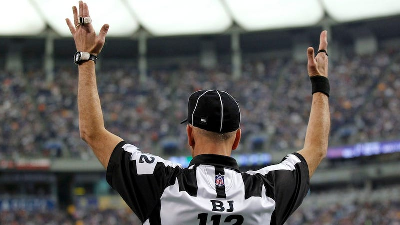 How We Made and Won the NFL Referee Lockout
