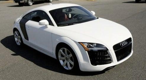 New Baby Audi R8 Based On TT? Not Quite