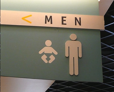 Men Victimized by Low Diaper Expectations