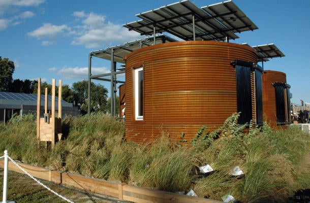 Amazing Student-Made Solar Homes Compete in International Solar Decathalon