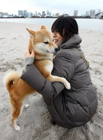 Women With Dogs Can Be Crazy.