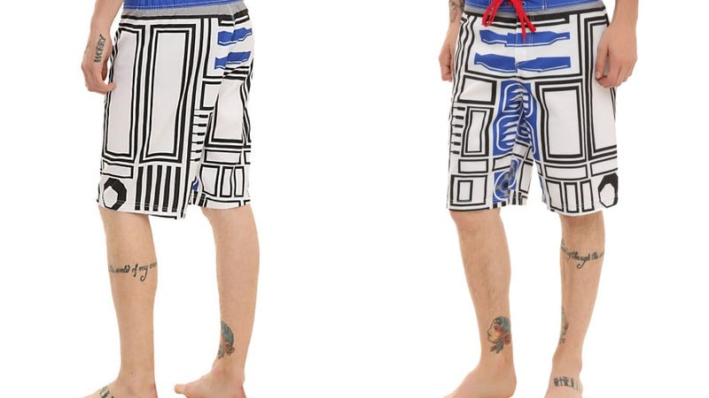 Finally, Dudes Can Wear An Awesome R2-D2 Swimsuit Too
