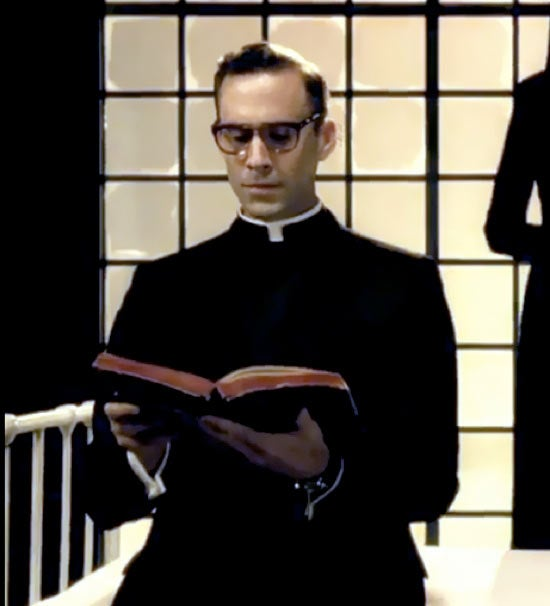 First Glimpse of Jessica Lange as a Nun in the Second Season of American Horror Story