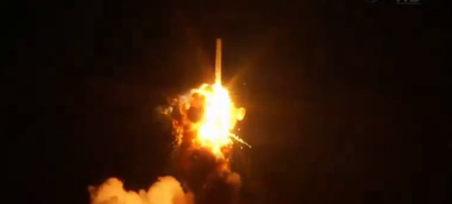 Unlucky Kids Lost Their School Projects in the Antares Rocket Explosion