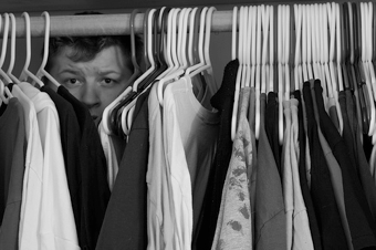 Weed Out the Clothes You Don't Wear with a Simple Hanger Trick