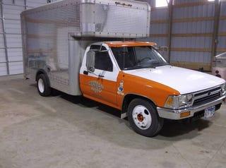 Toyota U Haul Trucks Sale