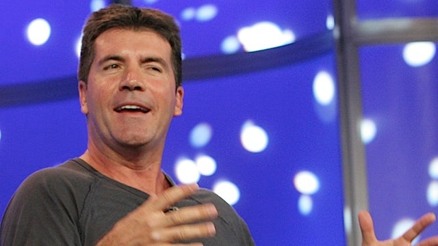 Simon Cowell Mourns the Loss of Potentially Awesome X-Factor Judge