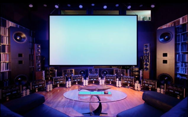Dolby's Crazy Atmos Surround Sound Is Coming to Your Living Room