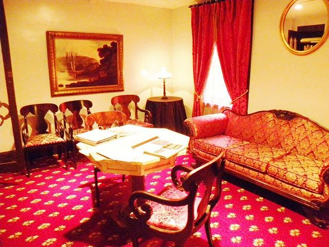 When Edgar Allan Poe offered Americans interior design advice