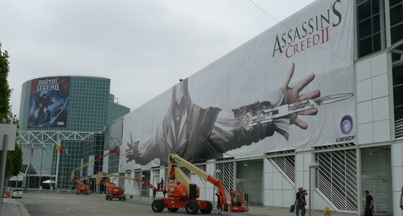 E3 Round-Up: Day One
