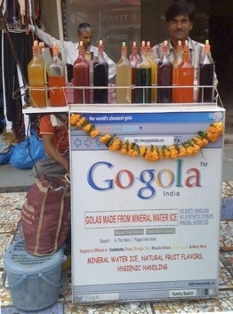 Indian Kids Work Cheap for Google