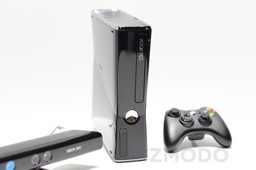 The New Xbox 360 in Person: So Glossy It Hurts
