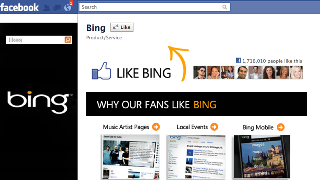 Should Facebook Take Bing Off Microsoft's Hands?