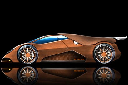 NC State Students To Build Wood Supercar