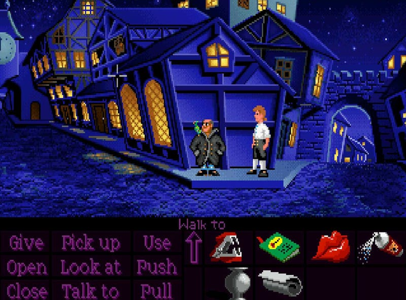When It Comes To LucasArts, Our Nostalgia Is Worthless