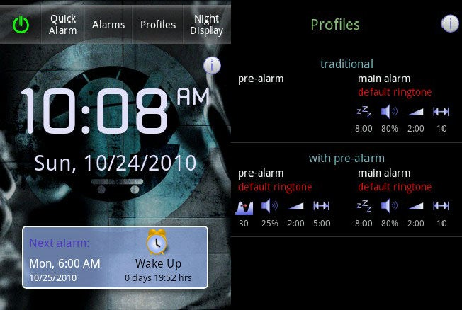 Five Best Mobile Alarm Apps