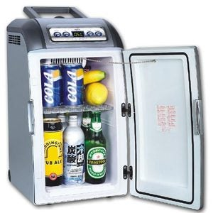 Car Mini-Fridge Is Meant To Be Used Responsibly