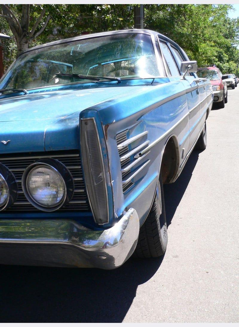 DOTS-O-Rama Sunday, Rocky Mountain Edition: The Mercury Park Lane Mystery Car