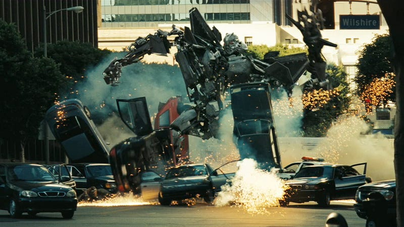 The Ten Movies With The Best Automotive Destruction