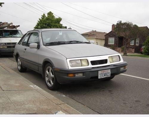 1989 Merkur XR4Ti Down On The Alameda Street