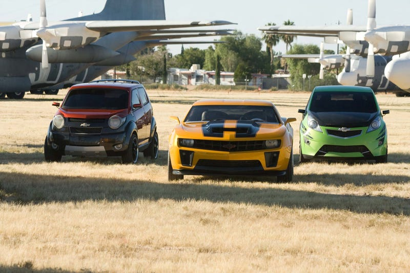 Corvette Stingray Concept: Sideswipe In Disguise