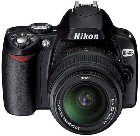 Nikon D40x Replacement, D60, to Ship in Spring, 2008?