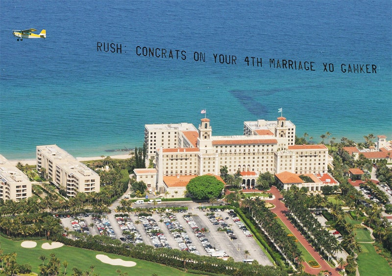 Congratulations Rush Limbaugh!