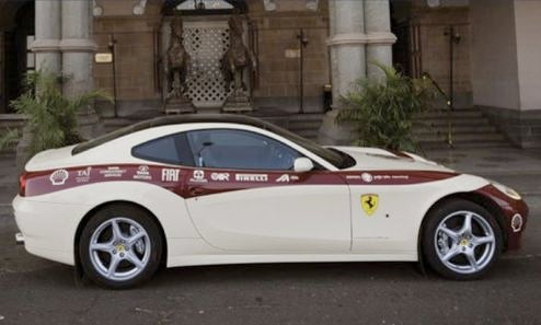 Magical Mystery Tour Ferrari 612 Scaglietti Sold On Ebay