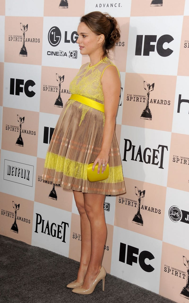 Natalie's Sunny Yellow Frock: Cute or Cloying?