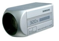 Samsung Surveillance Camera Packs 32x Mega Zoom