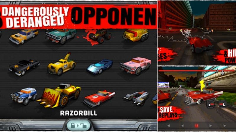 Vodio, Carmageddon, and More