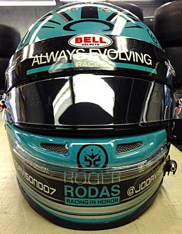 Indy 500 Rookie James Davison Racing In Honor Of Roger Rodas