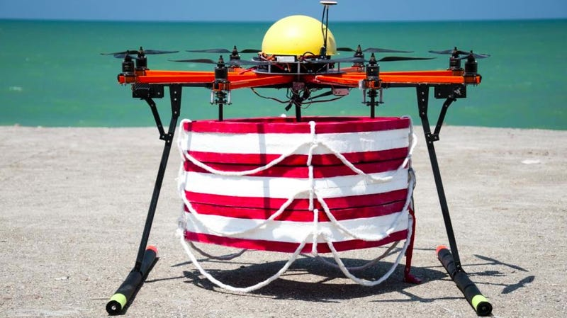This Drone Could Actually Save Your Life