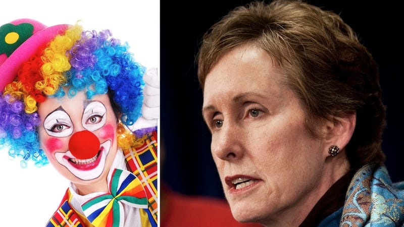 GSA Chief Resigns After Hiring Clown, Mentalist for Greatest Gov't-Funded Vegas Party Ever