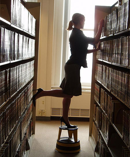 Sassy Librarian Fired for Exposing Seedy Underbelly of Library Patrons