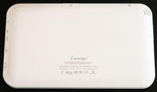 Camangi WebStation Android Tablet Reviewed