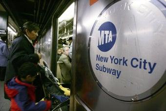 New York Subway Riders: Kinda Grope-y