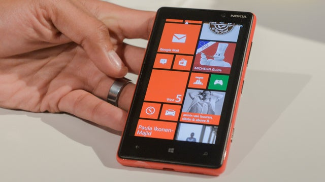 Nokia Wants You to 3D Print Your Own Lumia 820 Cover